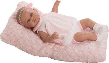 Imagen de Bebé Lloron Sara Recién Nacida con estuche