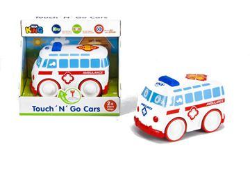 Imagen de Ambulancia de juguete Touch and go