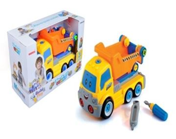 Imagen de Camión volquetero de juguete