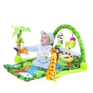 Imagen de Gimnasio para bebes jungla