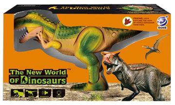 Imagen de Dinosaurio a batería