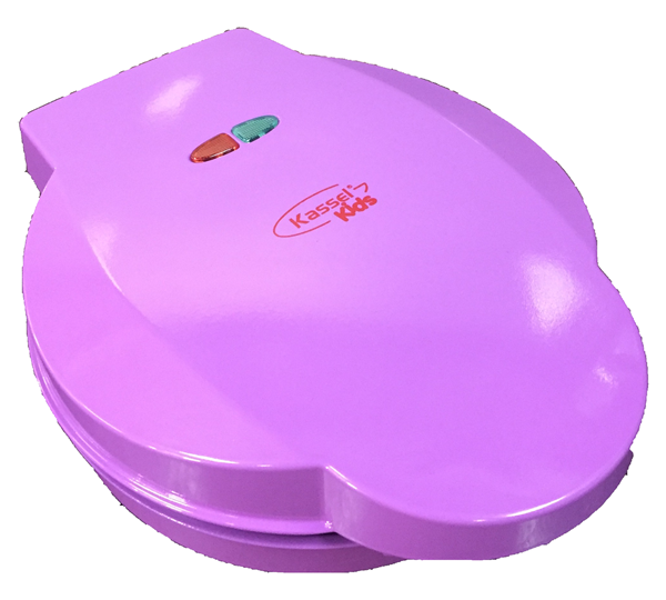 Imagen de Fábrica de waffles Rosada