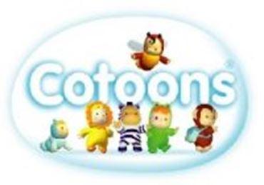 Logo de la marca COTOONS